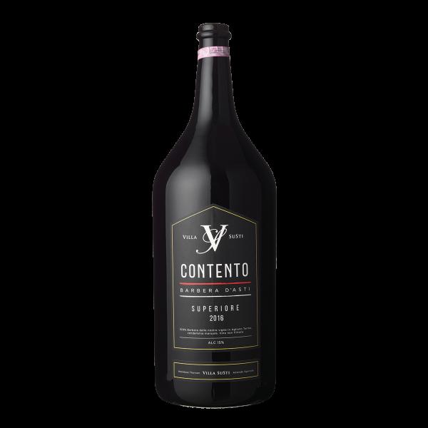 Villa SuSti Contento Superiore 2016 12 Liter