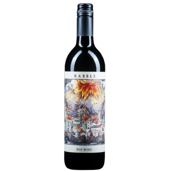 Rabble Wine Red Blend 2018