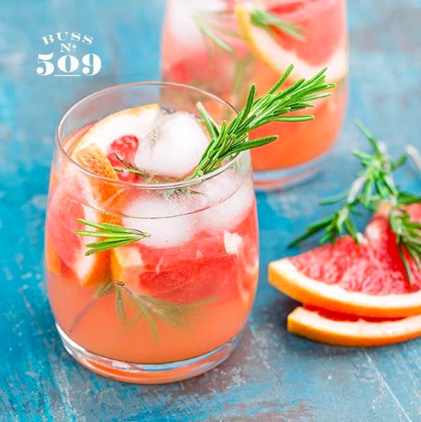 Buss No. 509 Pink Grapefruit Gin
