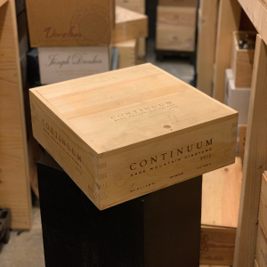 Continuum Tim Mondavi Sage Mountain 2015