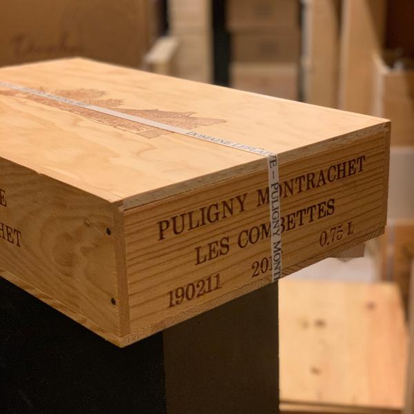 Domaine Leflaive Puligny-Montrachet 1 cru Les Combettes 2017