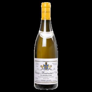 Domaine Leflaive Puligny-Montrachet 1 Cru Clavoillon 2018
