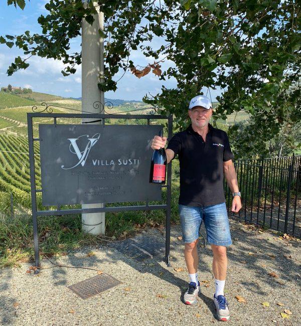 vinhøst